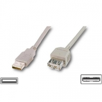 Logilink USB 2.0 extensio cable