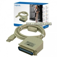 Logilink USB 2.0 to paralel (LPT) adapter: IEEE1248