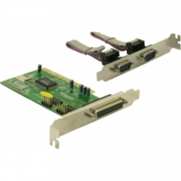 Logilink 2 serial + 1 parallel PCI