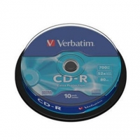 Verbatim CD-R Extra Protection 52 x