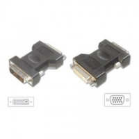 LogiLink® DVI Adapter DVI-I female - VGA DSUB male  Logilink