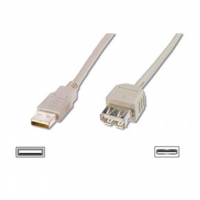 Logilink USB 2.0 extender cable  USB A female