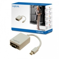 Logilink Mini DisplayPort to VGA Adapter: HD DSUB 15-pin FM