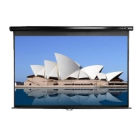 Elite Screens Manual Series M150UWH2 Diagonal 150 ""