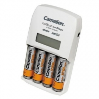 Camelion Ultra Fast Battery Charger BC-0907 1-4 AA/AAA Ni-MH Batteries