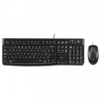 Logitech LGT-MK120-US Keyboard and Mouse