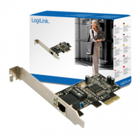 Logilink Gigabit PCI Express network card PCI-E