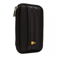 Case Logic Portable Hard Drive Case Black