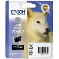 Epson Singlepack Light Black T0967 Light black