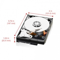 Western Digital Red 3TB SATA 6 Gb/s 5400 RPM