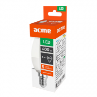 Acme LED Candle lamp 5W3000K25h400lmE14 400 lm