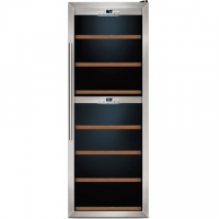 Caso Wine cooler WineComfort 126 Free standing