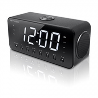Muse Clock radio  M-192CR Black