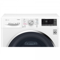 LG Washing machine with Dryer F2J7HG2W Front loading