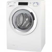Candy Washing Machine with dryer GVSW40464TWC-S Front loading