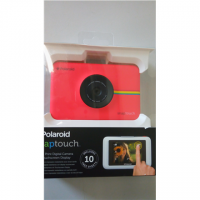 SALE OUT. Polaroid Snap Touch Instant Digital Camera Red Polaroid DEMO