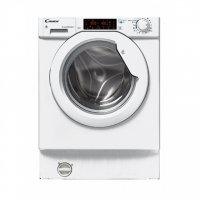 Candy Washing Machine with Dryer CBWDS 8514TH-S Front loading